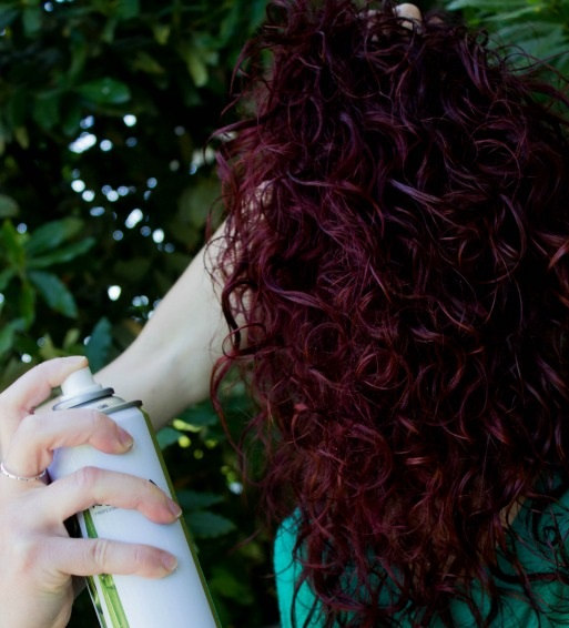 curly hair 1