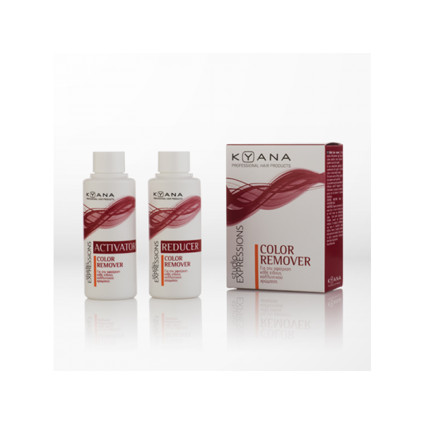 COLOR REMOVER  ActivatorReducer Set  KYANA Professional Hair Products