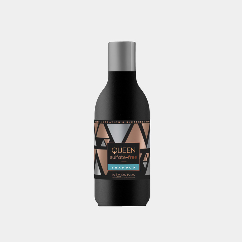 QUEEN Sulfate free Shampoo 250ml
