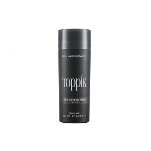 Toppik®-Hair-Building-Fibers-Μελαχρινό-Black-27,5gr