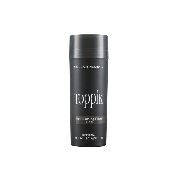 Toppik®-Hair-Building-Fibers-Μελαχρινό-Black-27,5gr