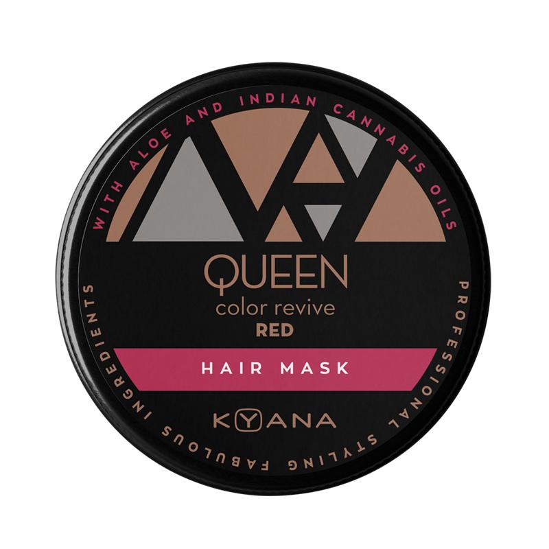 Queen χρωμομάσκα – κόκκινο